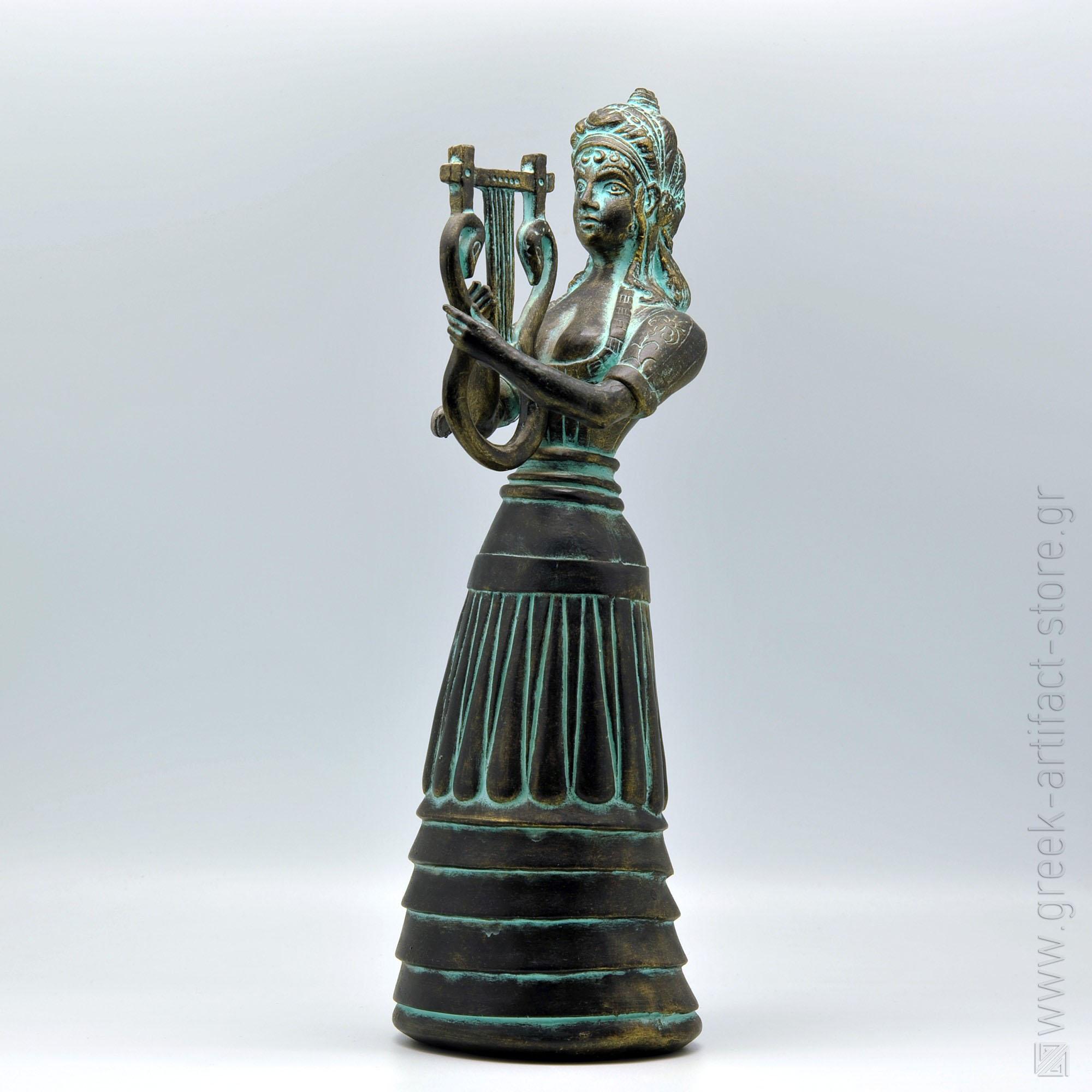 Princess ceramic idol (39 cm)