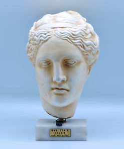 Hygeia terracotta statue (27 cm)