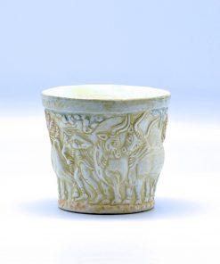 Minoan Era Vaphio Cup (09X08 cm)