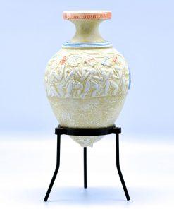 Minoan Era Rhyton (11X16 cm)