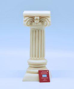 Ionic alabaster column (21 cm)