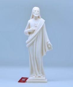 Jesus Christ alabaster statue (27 cm)