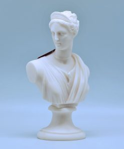 Artemis alabaster statue (22 cm)