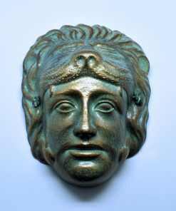 Hercules ceramic theatrical mask (20 cm)