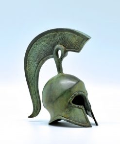 Achillea's oxidized bronze (14 cm)
