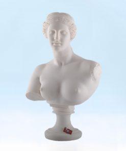 Aphrodite Handmade Alabaster Statue (53cm/20.86'' Tall)
