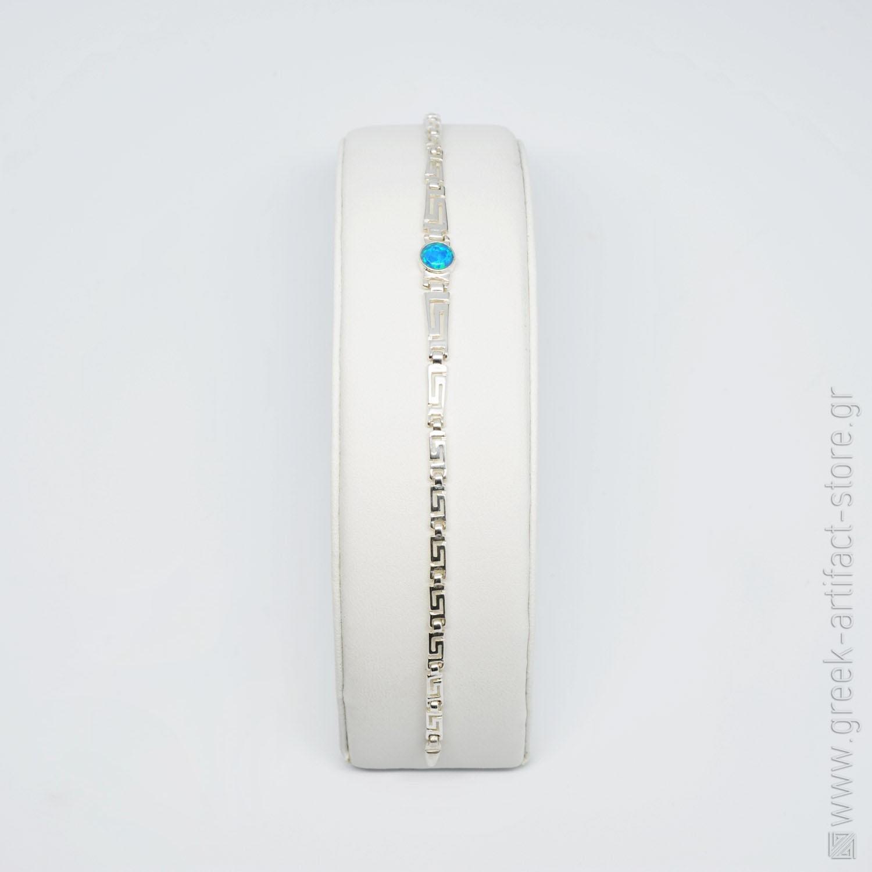 Handmade 925 Silver Bracelet  (6,5mm X 21cm)