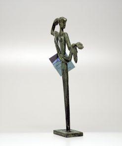 Aphrodite (handmade oxidized bronze statue) (69cm)